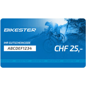 Bikester Gift Voucher CHF 25